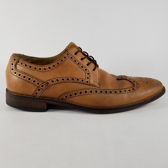 d32c4da40e Cole Haan Shoes | Air Giraldo Mens Wingtip Oxfords 85 M | Poshmark